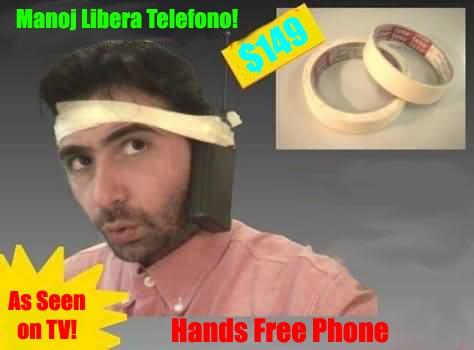 Bluetooth headsets... High-Esperanto-Tech-Hands-Free-Cell-Phone-Accessory-P234
